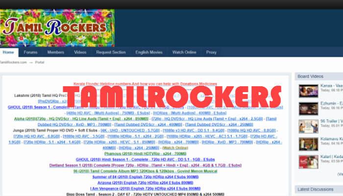 TamilRockers 2021 : Best Alternatives of TamilRockers